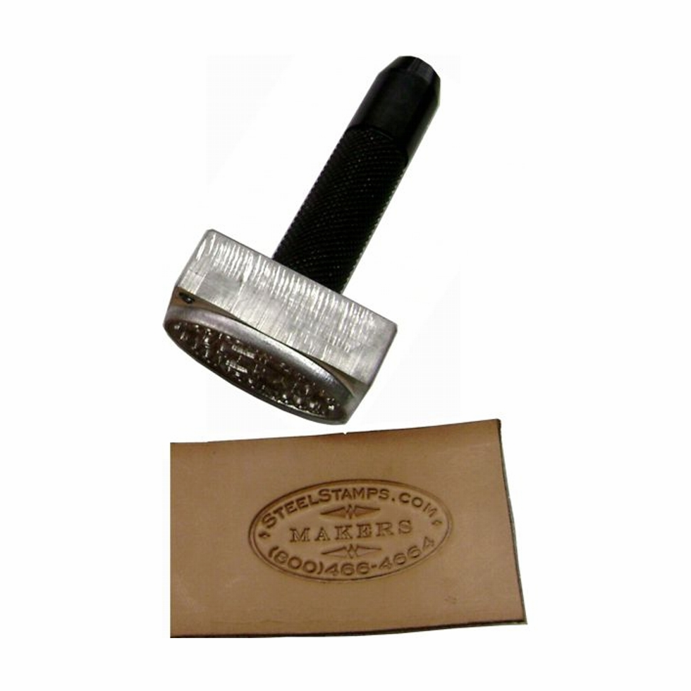 Leather Stamp 2 inch