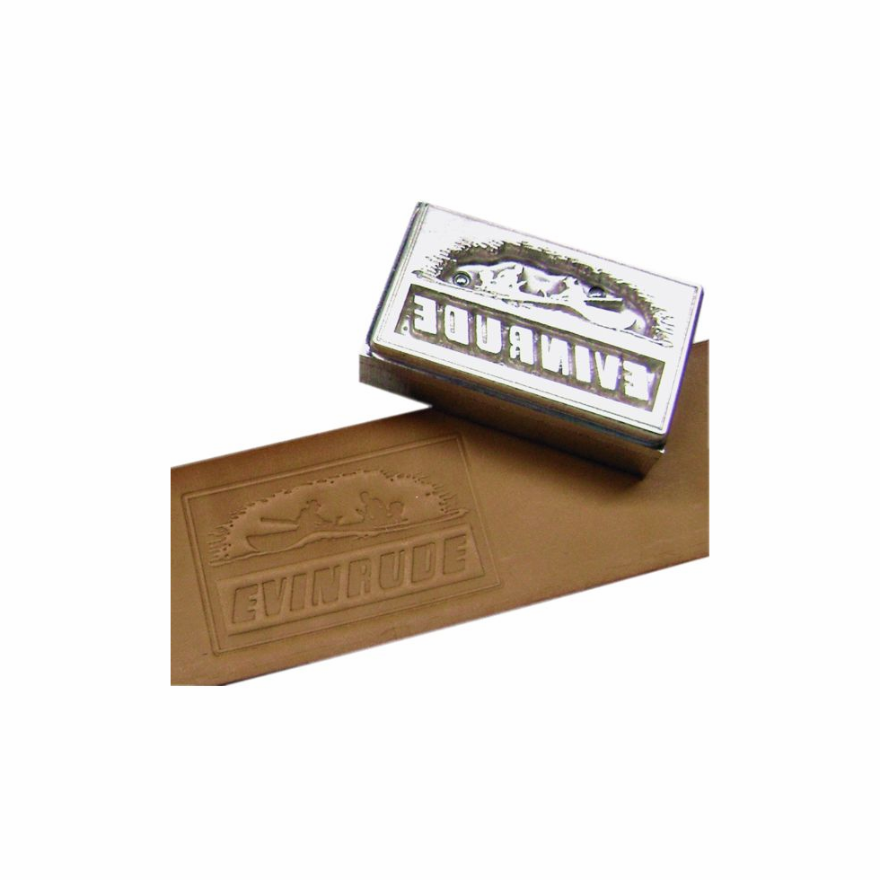 Leather Stamp 3 Inch