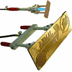 Propane Heated Branding Irons