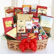 All Encompassing Grand Gourmet Gift Basket