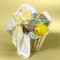 Baby Bubba Bath Time Basket