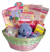 BARBIELICIOUS EASTER BASKET