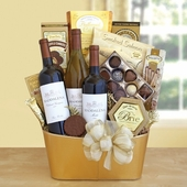 Brilliant Vines Gourmet Gift Basket