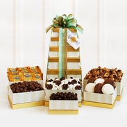 California Love Gourmet Gift Tower