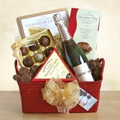 Celebration & Chandon Gift Basket