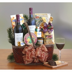 Charming Napa Valley Gift Basket