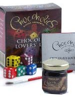 Chocolate Lovers Dice Game