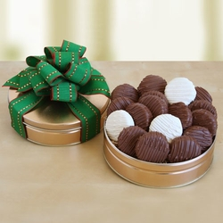 Deliciously Dipped Cookie Gift Tin