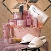 Deluxe Pretty In Pink Spa Gift Set