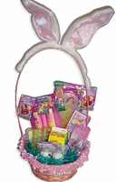 FRILLY FUN EASTER BASKET