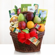 Fruit Gift Basket Collection