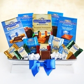 Ghirardelli Kosher Chocolate Gift Basket