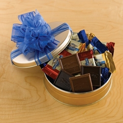 Ghirardelli Treats Tin