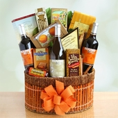 Golden State Vines Gift Basket