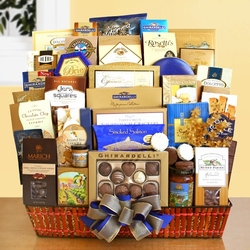 Grand Decadence Gourmet Gift Basket