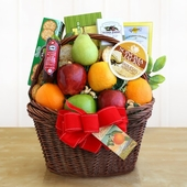 Grand Deluxe Greetings Gift Basket