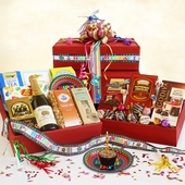 It's All About You! Birthday 3 Tier Gift Box