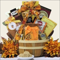 Much Thanks Given Gourmet Gift Basket