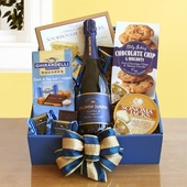 Mumm's Magical Groumet Gift Basket