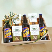 Nutty Over You Gourmet Gift Basket