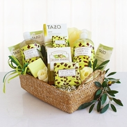 Olive Oil & Cucumber Spa Gift Basket