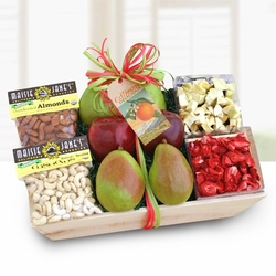 Organically Grand Gift Crate