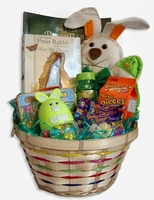 PETER THE RABBIT EASTER BASKET