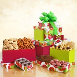 Popular Gourmet Gift Tower