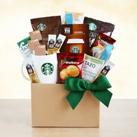 Pristine Starbucks Gift Box