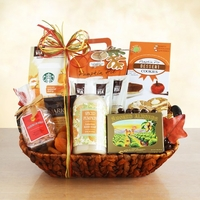 Pumpkin Spice & Everything Nice Gourmet Gift Basket