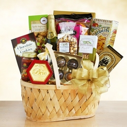 Simply Perfect Gourmet Goodies Gift Basket