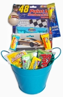SPEED RACER EASTER BASKET