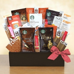 Starbucks Glorious Selections Gift Basket