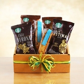 Starbucks Power Packed Sampler Gift Box