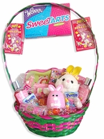 STRAWBERRY SHORTCAKE EASTER BASKET