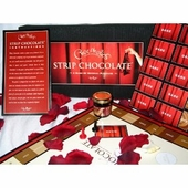 Strip Chocolate Romance Game