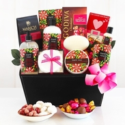 Sweet Relaxation Gift Basket