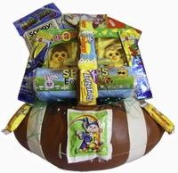 TOUCHDOWN!!!!! EASTER BASKET [ Not In Currently in Season ]