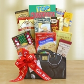 Warm Wishes for a Speedy Recovery Gift Basket