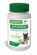 Advantus Soft Chew for Small Dogs 4-22 lbs, 30 Count