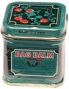 Bag Balm Mini, 1 oz. Tin