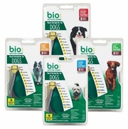 Bio Spot Defense Flea & Tick Spot On, Dogs 32-55 lbs, 3 Months