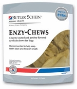 Butler Schein Enzy-Chews For Dogs Over 50 lbs, 15 Chews