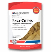 Butler Schein Enzy-Chews For Dogs Under 10 lbs, 30 Chews