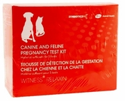 Canine & Feline Pregnancy Test Kit (5 Tests)