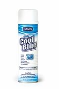 Davis Cool Blue Clipper Blade Cool & Lube, 14 oz
