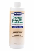 Davis Oatmeal Leave-On Conditioner, 12 oz