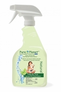 Davis Pure Planet Flea & Tick Spray-On Shampoo, 22 oz