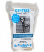 DentAcetic DenTees Chews, 10 oz. (12 Count) Bag
