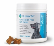 Duralactin Canine Joint Plus Soft Chews, 90 Count